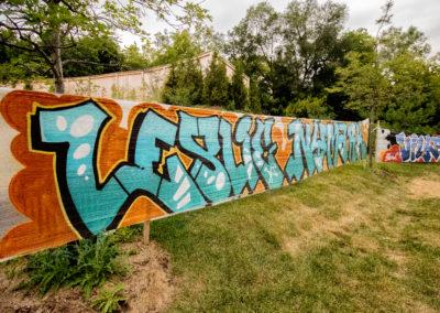Leslie Nymark Public Art Project
